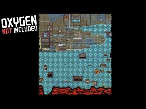 Oxygen Not Included S08e28 Полное погружение