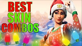Best Skin Combos for Nog Ops! | Fortnite Nog Ops Return