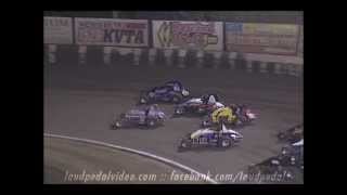 Ventura Raceway 9-22-12 :: VRA Sprint Cars