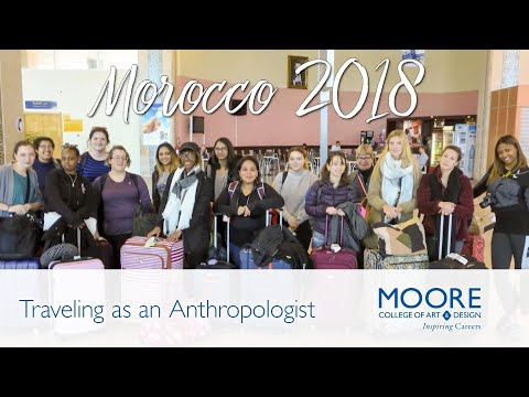 Traveling as an Anthropologist: Morocco