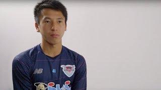 「将来はプレミアリーグで長くサッカーを続け、A代表に選ばれるという事を自分の中で描いている。」:RISING STARS SPECIAL INTERVIEW 松岡 大起 編
