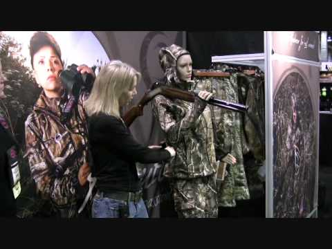 SHOT Show 2012 - Prois Hunting Apparel For Women