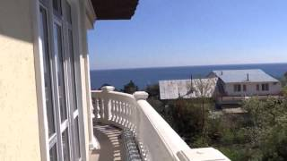 видео Крым, Алупка, ул. Южнобережный спуск, Вилла Аква Вита