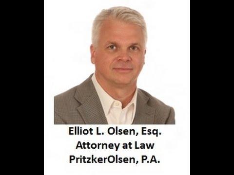 """""""A Plaintiff's Lawyer Discusses Food Outbreak Litigation"""" with Elliot L. Olsen, Esq."""