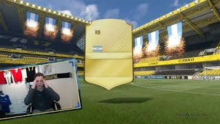 50k futmas packs walk out pack opening 12