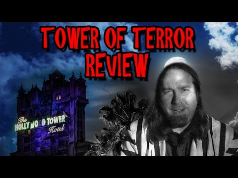 Tower Of Terror Review Youtube