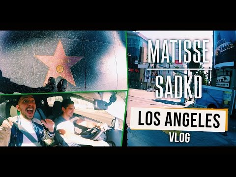 Matisse & Sadko VLOG #13: Los Angeles