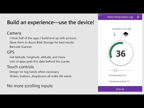 Microsoft PowerApps: Moving InfoPath forms to PowerApps - THR2041