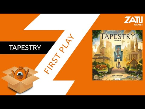 First Play - Tapestry (Stonemaier Games)