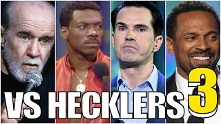 Famous Comedians VS. Hecklers (Part 3/5)