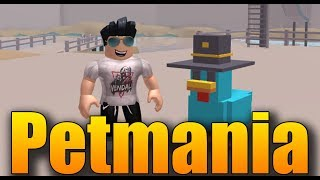 ME AND MY GIANT HEN! 😂😂 ROBLOX: Petmania
