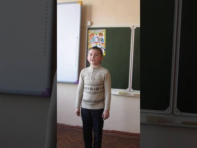 Изображение предпросмотра прочтения – АртемПочуенков читает произведение «Мышь и Крыса» И.А.Крылова