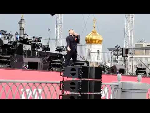 Ярослав Сумишевский - Я горжусь,что родился в России! (Концерт 9 Мая)