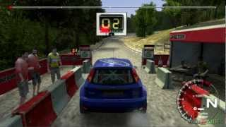 Colin Mcrae Rally 4 - Gameplay PS2 HD 720P