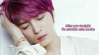 ジェジュン Kim JaeJoong (김재중) - beautiful woman [Lyrics in ENG SUB/ SUB ESPAÑOL]