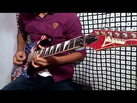 Selamat malam   Evietamala Guitar By Hendar