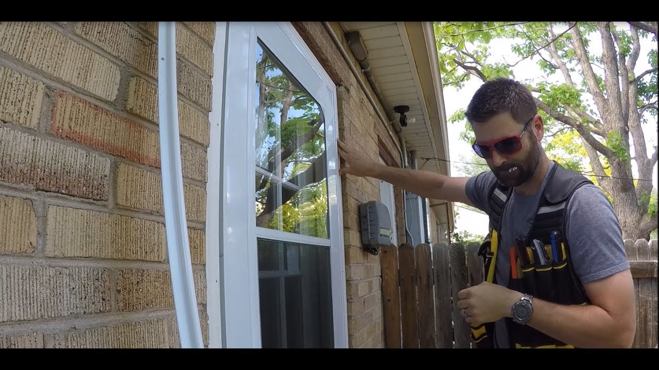 How To Install Storm Doors Like A Pro | THE HANDYMAN |  sc 1 st  YouTube & How To Install Storm Doors Like A Pro | THE HANDYMAN | - YouTube
