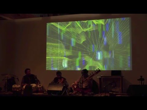 Brooklyn Raga Massive - Raga and the Moving Image - Live at Pioneer Works, Brooklyn
