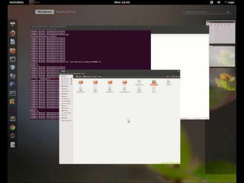 How to create tar gz file in ubuntu