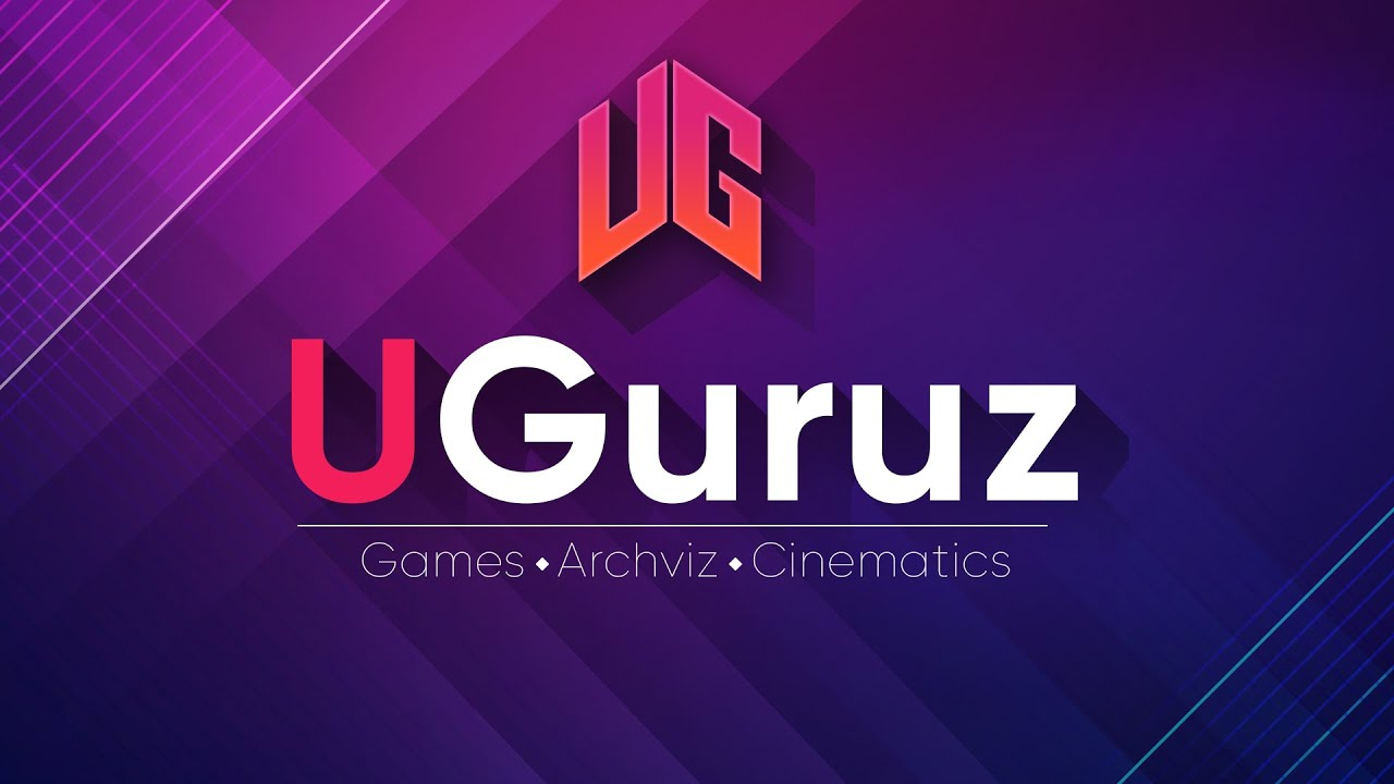UGuruz Channel Trailer | High Quality Lighting and Rendering in Unity