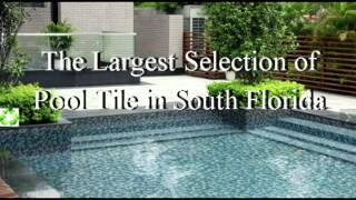 Pool Tile Miami Beach, Fl (954) 394-4633 Miami Beach Pool Tile Store
