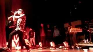 Somebody To Miss You - T. Mills (Live at El Rey in LA) 4/5