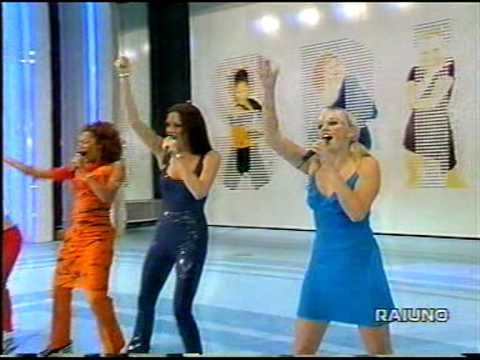 Spice Girls Spice Up Your Life @ Fantastico
