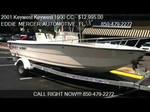 2001 Keywest Keywest 1900 CC Boat for sale in PENSACOLA, FL