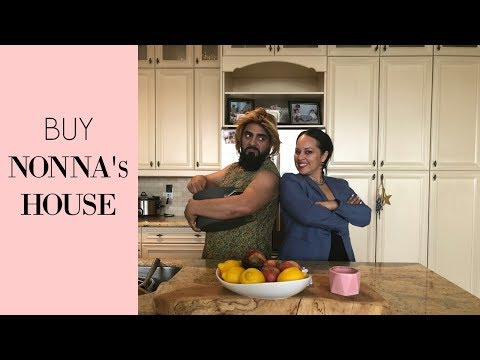 Buy Nonna's House | Funny Real Estate MomBoss