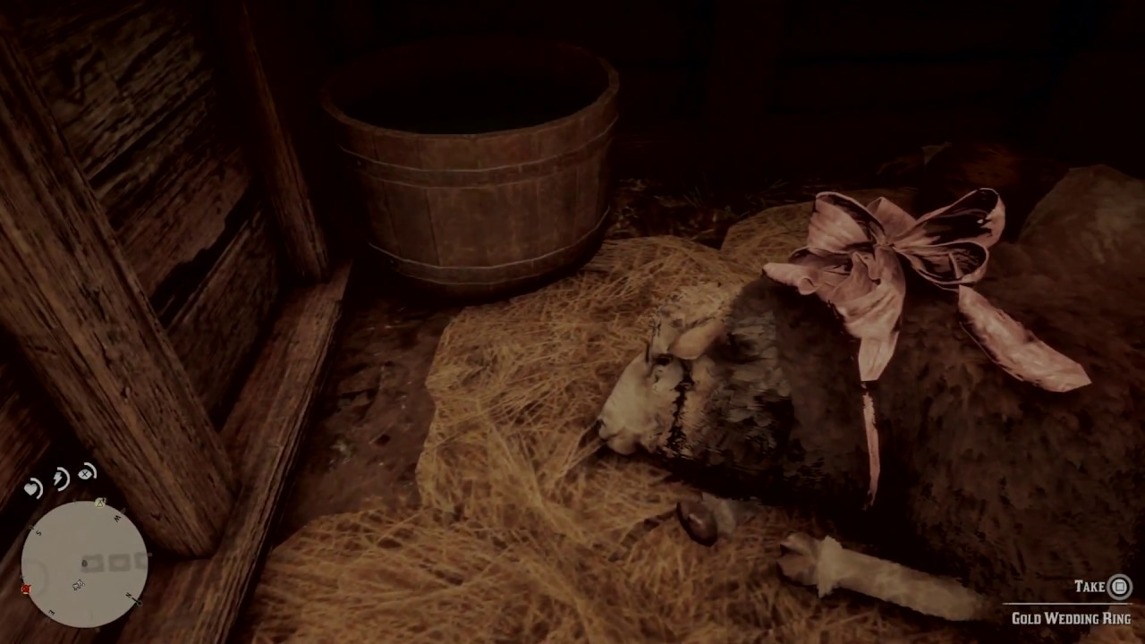 Red dead redemption sex easter eggs