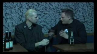 Superikone Interview Cage Club 2010