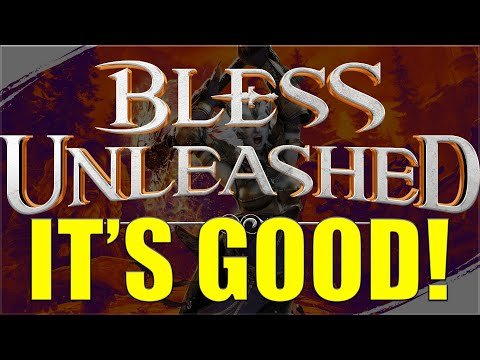 Bless Unleashed Is Not Bless Online -- And ... It's GOOD!