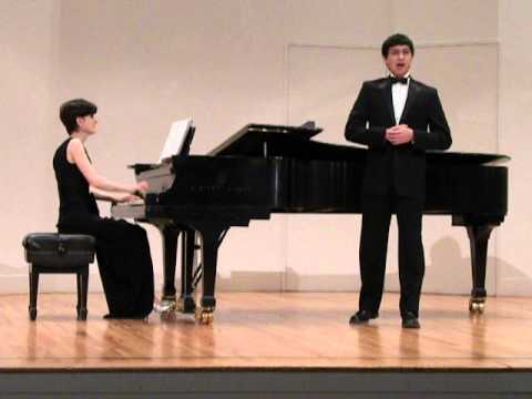 Nick DeFrancesco Recital at Manhattan School of Music