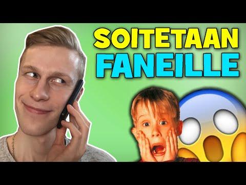 TROLLATAAN FANEJA! | Soitellaan Faneille #1