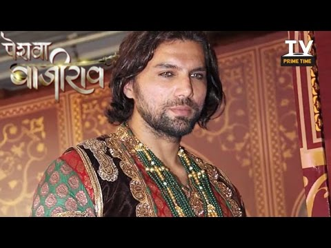 Chetan Hansraj enters Peshwa Bajirao as Muhammad Azam Shah | टीवी प्राइम टाइम हिन्दी