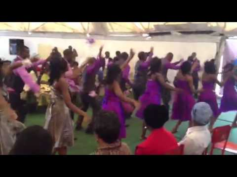 Zambian Wedding Dance Moves YouTube