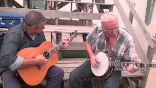 KENNY SMITH & FRANK DOODY- TRAIN 45  2014 live