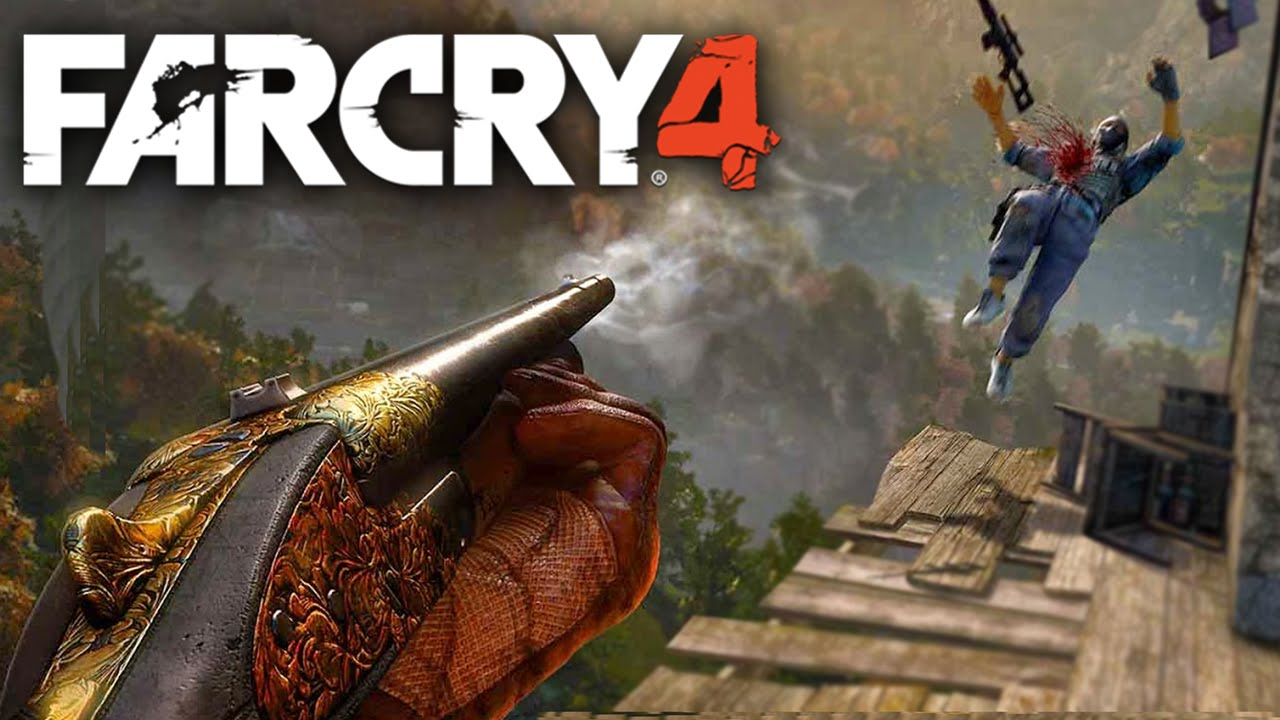 Far Cry 4 Escape From Durgesh Prison Dlc Gameplay Youtube