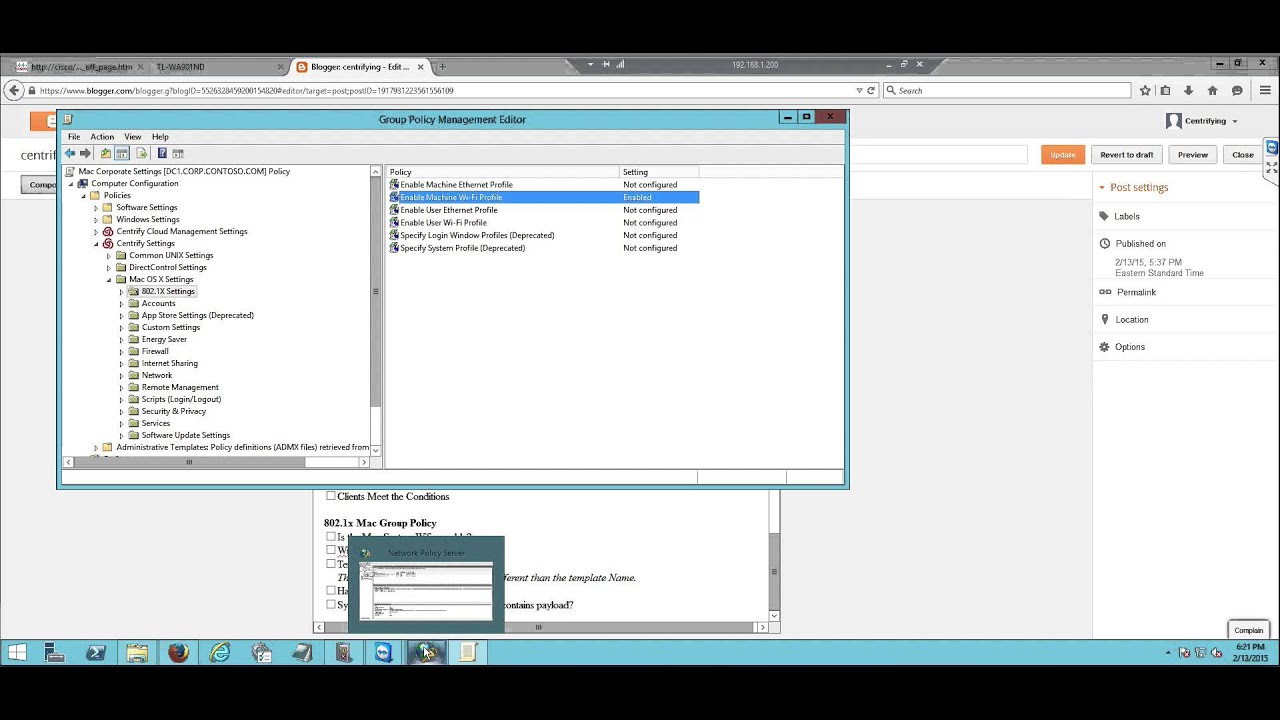 Centrify mac os x enabling 8021x networking using windows centrify mac os x enabling 8021x networking using windows infrastructure 33 yelopaper Choice Image
