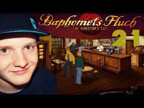 #021 Lets Play Baphomets Fluch: Directors Cut - Pack´s aus Fitzgerald |