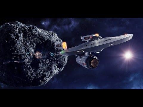 Star Trek Phase II VFX Reel for FedCon 2014