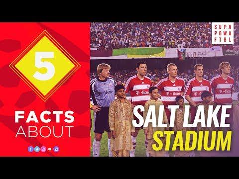 Top 5   Facts about Salt Lake Stadium