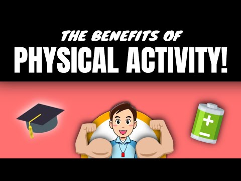 Learn the Benefits of Physical Activity & Consequences of Being Sedentary | PE Buddy