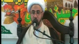 الشيخ مصطفى الموسى - الإمام الحسين عليه السلام شفيع الملائكة