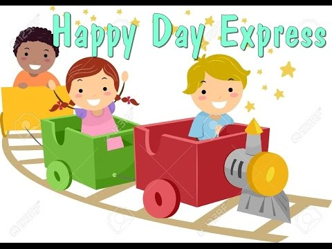 Happy Day Express - HERITAGE KIDS