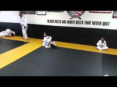 Kids II BJJ Training