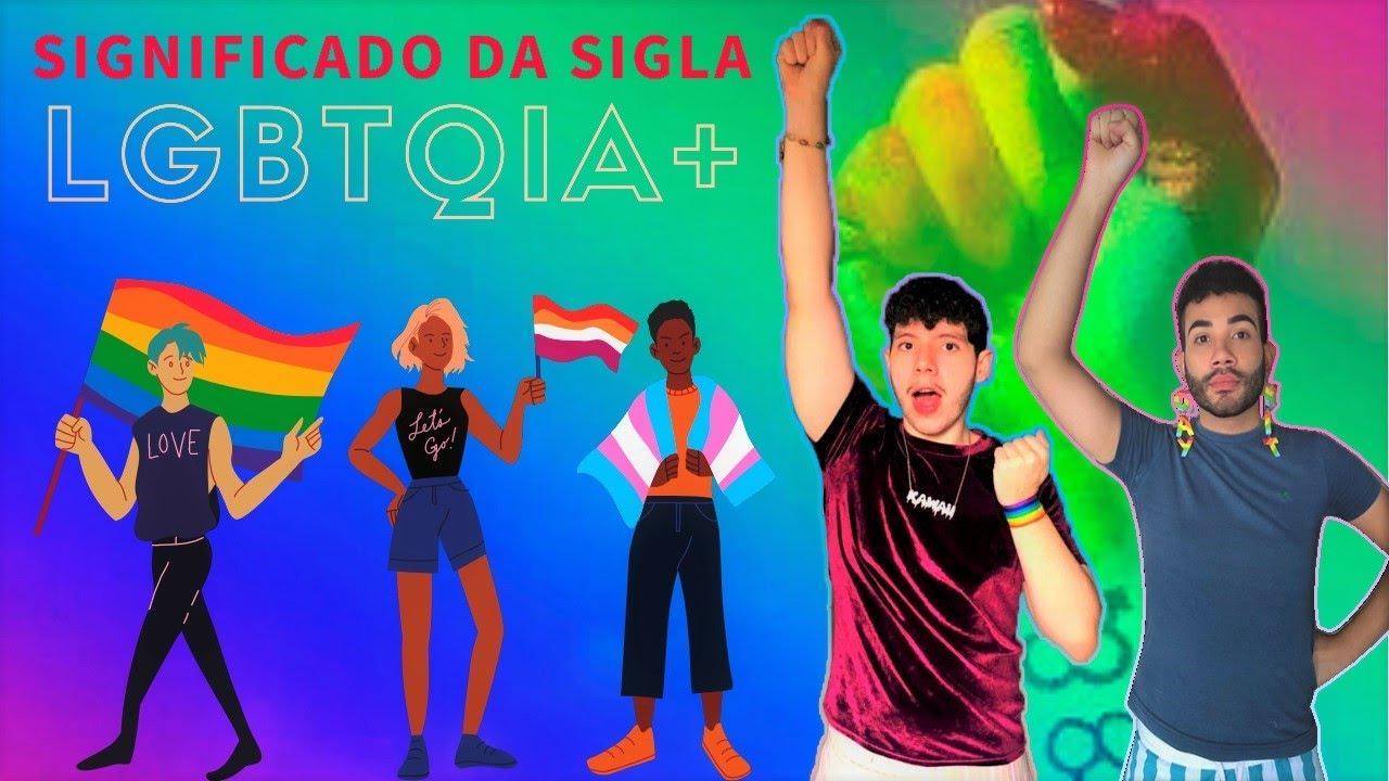 MÊS DO ORGULHO LGBTQIA+ (PART 2) - SIGNIFICADO DA SIGLA ...