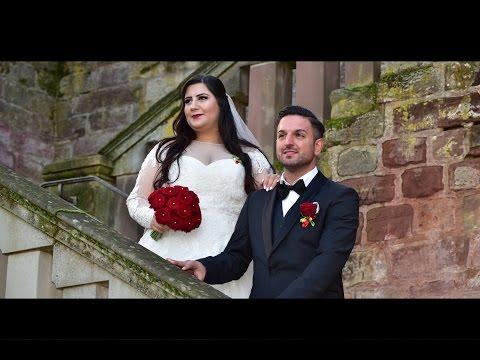 Pervin & Sami - Part 1 - Yalak Video - Hozan Jenedi - shexani 2016 - kurdish wedding