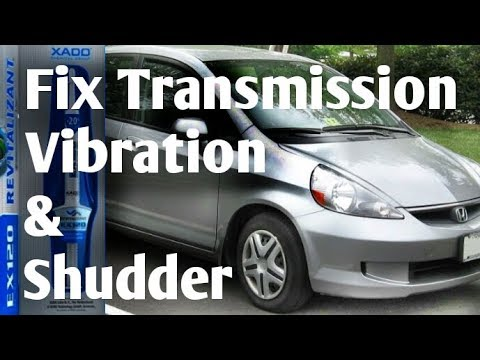 Honda Fitjazz Problem And Fix Transmission Fluid Change Youtube