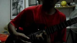 Alter Bridge - Blackbird Cover by Ihsan
